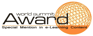 World Summit Award: Special Mention in e-Learning Content